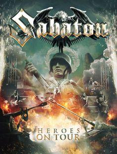"""Album Review: SABATON – """"Heroes On Tour"""""""