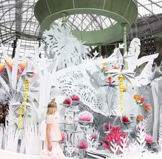 Chanel Haute Couture Spring 2015 - The House That Lars Built