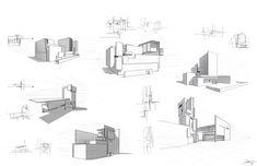 Architecture Concepts Minimalist? by pk87