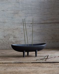 Oigen Foundry Co. Cast Iron Incense Holder