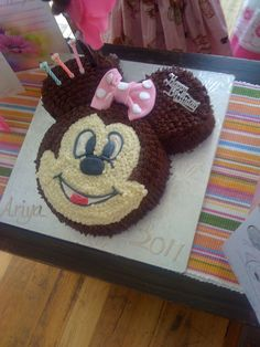 Ariya's 2nd Birthday Cake