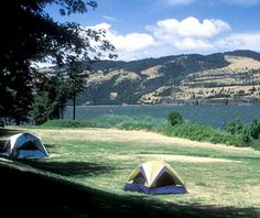 America's Most Scenic Campgrounds ~ These campsites with a view, from Alaska to Florida, are the perfect spots to pitch a tent or park an RV.