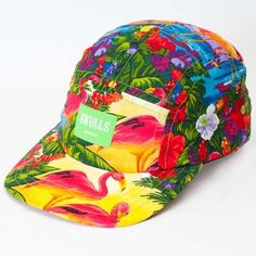 Tropic Thunder 5-Panel Hat now featured on Fab.