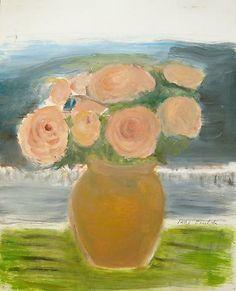 jane freilicher painter | Jane Freilicher - Tibor de Nagy
