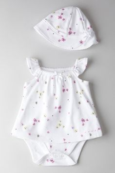 sweet infant romper