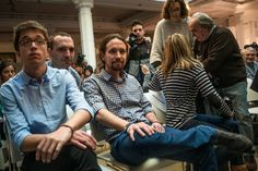 Pablo Iglesias, the leader of the left-wing Podemos party, believes he can emulate the electoral successes of the Syriza party that swept to power in Greece.