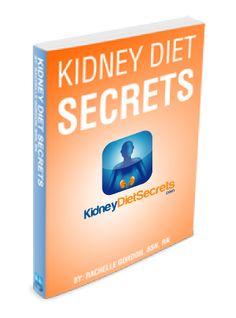 Chronic Kidney Disease Diet Renal Failure Food Plans