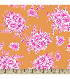 Jennifer Paganelli Quilt Fabric- Pearl Bouquet