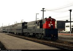 RailPictures.Net Photo: SP 3032 Southern Pacific Railroad FM H24-66 at San Francisco, California by Drew Jacksich