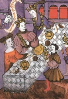 Spanish Hopa c. 14th c. More citation needed. Rennaissance Art, Early Modern Period, Late Middle Ages, 15th Century, Roman Empire, Nifty, Crowns, Renaissance, Medieval