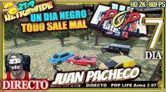 DIRECTO - POP LIFE Arma 3 #7 UN DIA NEGRO EN LAKESIDE! Gameplay Español ...