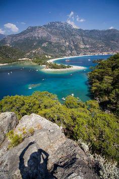 #Oludeniz Beach Resort in #Turkey - Blue Lagoon