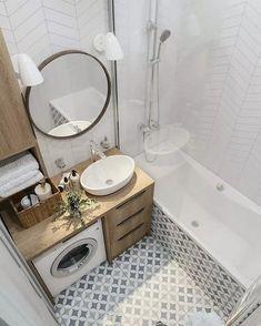 25+ Modern Bathroom Decor Ideas Match With Your Home Design Style #modernbathroom #bathroomdesign #bathroomideas ~ Gorgeous House