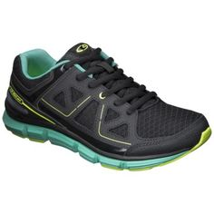 Women's C9 by Champion® Impact Athletic Shoe - Black/Teal