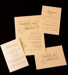 People Also Love These Ideas. Red Stone Press  Wedding Invitations  Charlotte NC ...