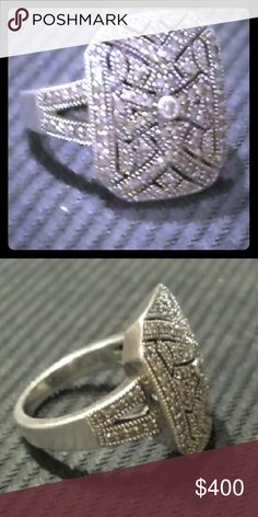 Selling this Vintage diamond ring on Poshmark! My username is: jeniferemartin. #shopmycloset #poshmark #fashion #shopping #style #forsale #ross and simons #Jewelry