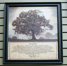 living life tree