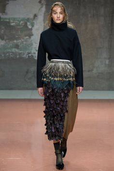 feel like Marni meets Dries van noten... Marni | Fall 2014 Ready-to-Wear Collection | Style.com
