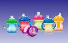 #Nuby twin handle sippy cup so I can play tug of war with my friends.