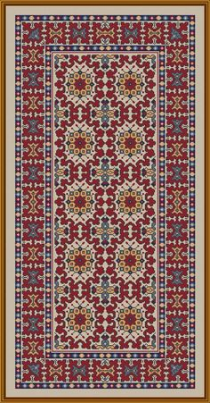 stavrovelonia-nasia: Inspirations for embroidered embroidery. Diy Embroidery, Cross Stitch Embroidery, Embroidery Patterns, Yarn Crafts For Kids, Palestinian Embroidery, Tapestry Crochet, Carpet Design, Rug Hooking, Cross Stitch Designs