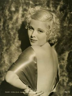 Mary Carlisle #vintage #photo