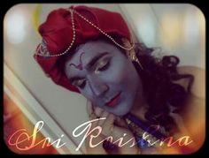 Sri Krishna Make Up