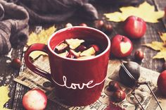 Autumn tea by just_me on Creative Market