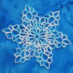 Snowcatcher Snowflake Directory- snowflakes to fill your tree!