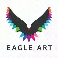 eagle technologies logo by NancyCarterDesign