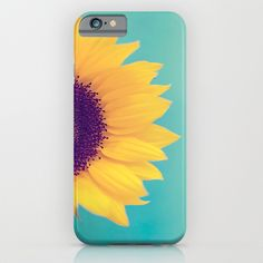 Buy Sunflower by Debbie Wibowo as a high quality iPhone & iPod Case. Worldwide shipping available at Society6.com. Just one of millions of products…
