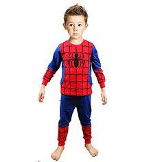 Spiderman NYC Boys Pajamas