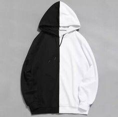 hoodie fashion Sweatshirts 2018 Men Women Long Sleeve Patchwork hooded Hip-hop Hoodie Basicdresslliy - Sweat Shirt - Ideas of Sweat Shirt - Jumper Shirt, Pullover Hoodie, Hoodie Sweatshirts, Sweat Shirt, Gym Hoodies, Cheap Hoodies, Hoody, Sweatshirt Outfit, Cool Hoodies