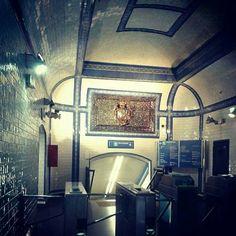 1970. Metro Tirso de Molina.