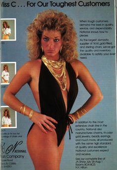 Jewelry Ad From 1984 - JCK