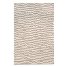 Plantation Rug Company Meandros Biscuit Rug - Heals at 175 GBP