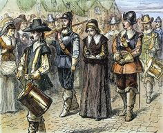 MYTH: Puritans wore black with big collars and buckled hats.