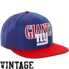 0f1769d4c16 New York Giants NFL snapback hat Mitchell   Ness new NFC Football G-MEN  Football