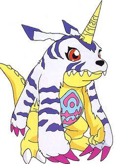 digimon | Digimon Gabumon