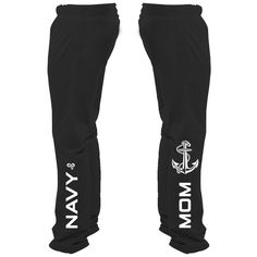 Navy Mom Sweatpants