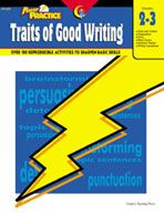 Power Practice Traits of Good Writing (Grades 2-3)
