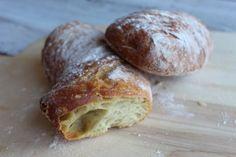 Ciabatta, Baked Potato, Baking Recipes, Clean Eating, Favorite Recipes, Ethnic Recipes, Food, Magdalena, Breads