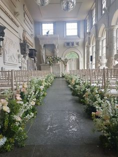 Meadow Aisle Florals