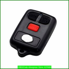 OBD2Code 280Mhz-450Mhz Self-learning copy remote control opener for toyota car anti-theft remote key fob A350