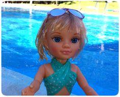 Last swimming pool days!  #Nancy #dolls #muñecas #poupées #juguetes #toys #bonecas #bambole