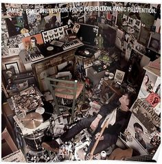Jamie T - Panic Prevention : best album cover EVER! Sala Grunge, Grunge Bedroom, Northern Line, Band Posters, Blank Walls, Poster Wall, Wall Collage, Decoration, My Room
