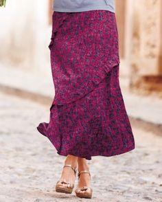 Seraphina Long Skirt