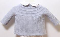 Baby Jacket / Knitting Pattern Instructions by LittleFrenchKnits