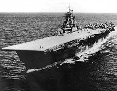 CV-17Bunker Hill1943Essex-class