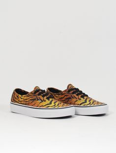 Vans Authentic Tiger Brown/White