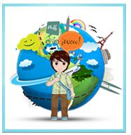 The It's a Big Little World series introduces children to the concept and challenges of globalization by combining travel, multiculturalism, and entrepreneurship in exciting, true-to-life scenarios. I